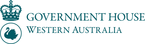 The logo for Government House, Western Australia